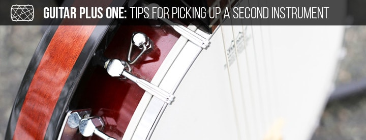 Guitar Plus One: Tips For Picking Up A Second Instrument
