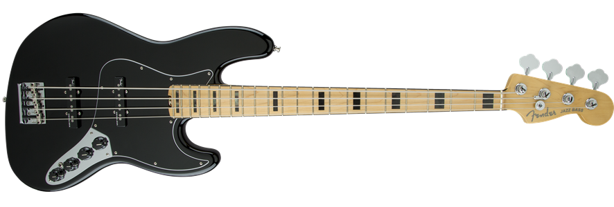 Fender American Elite Jazz Bass IV