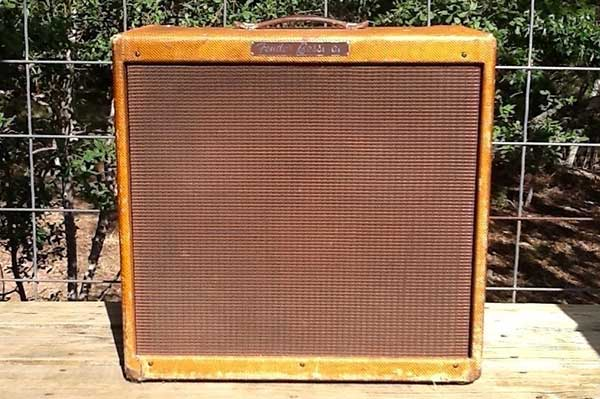 Fender Tweed Amp >> Dave S Corner Defining The Classics 1950s Fender Reverb
