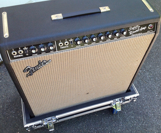 A Guide To Blackface Era Fender Amps