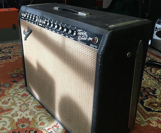 Fender amp dating guide