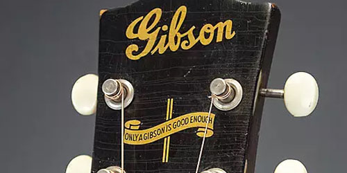 How to date a Gibson B45-12