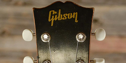 Dating numeri di serie Gibson