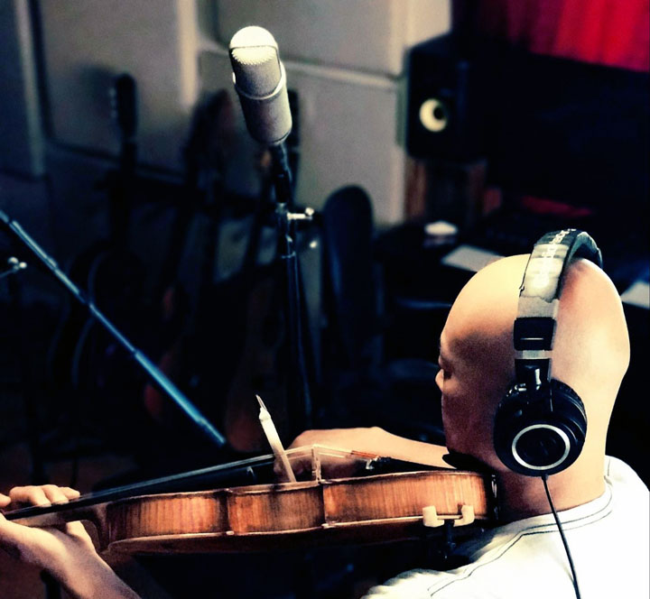 How to Mic Violin, Viola, and Cello at Home or In the
