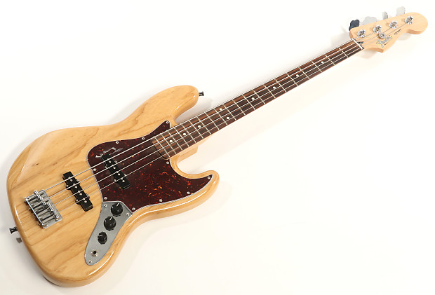 fender special edition deluxe jazz bass 2012 natural ash reverb. Black Bedroom Furniture Sets. Home Design Ideas