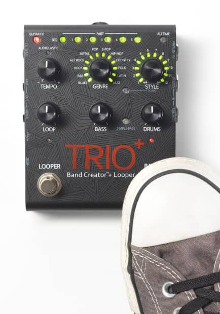 trio band creator looper pedal reverb. Black Bedroom Furniture Sets. Home Design Ideas