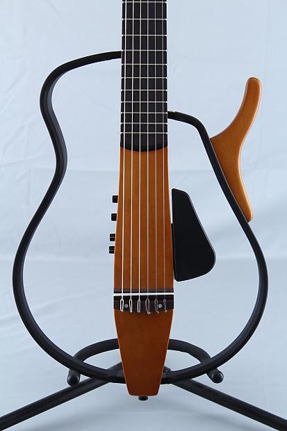 yamaha slg110n nylon string silent guitar acoustic reverb. Black Bedroom Furniture Sets. Home Design Ideas