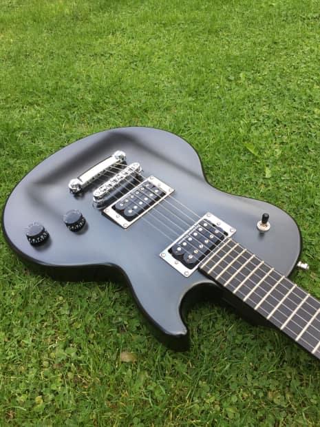 Ez Way Auto Sales >> Drewman Guitars D1 2016 Titanium Grey Aluminium | Reverb