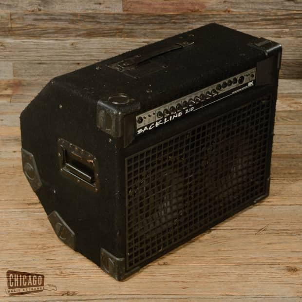 gallien krueger backline 210 bass combo amp used s078 reverb. Black Bedroom Furniture Sets. Home Design Ideas