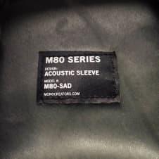 Mono M80 Series Acoustic Sleeve M80-Sad In Sad Ash* image