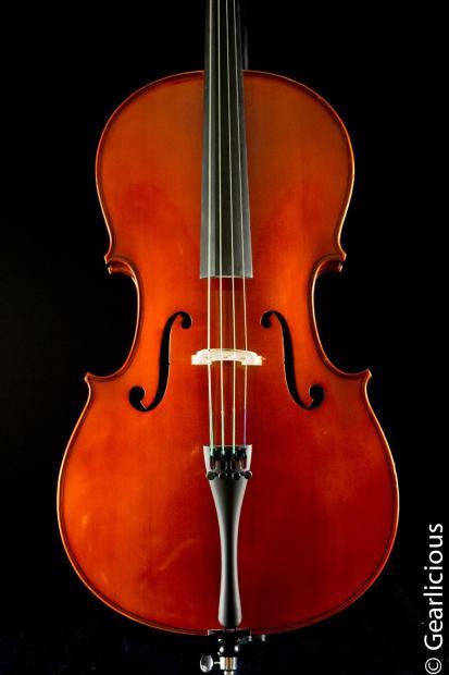 yamaha avc5 s vc5 cello 1 2 size grlc1627 reverb