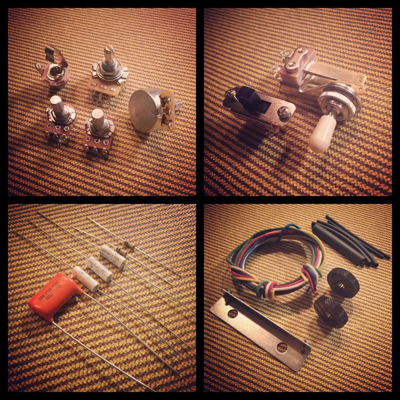 rothstein guitars jazzmaster stb super mod diy upgrade kit reverb. Black Bedroom Furniture Sets. Home Design Ideas