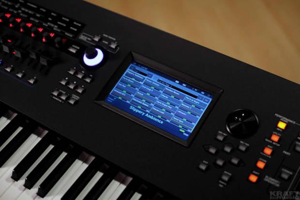yamaha montage 6 synthesizer reverb. Black Bedroom Furniture Sets. Home Design Ideas