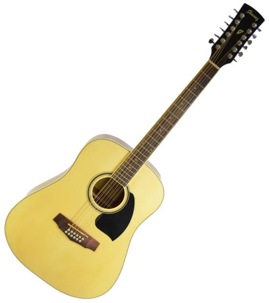 ibanez pf1512 performance series 12 string acoustic guitar reverb. Black Bedroom Furniture Sets. Home Design Ideas