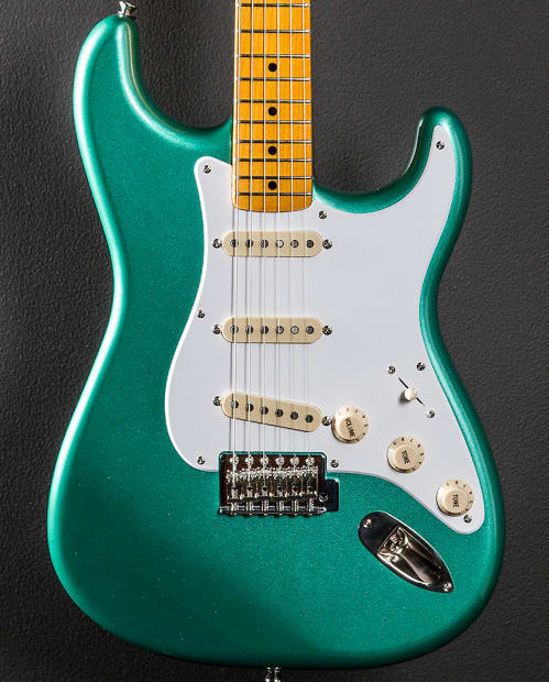 squier classic vibe stratocaster 39 50s electric guitar reverb. Black Bedroom Furniture Sets. Home Design Ideas