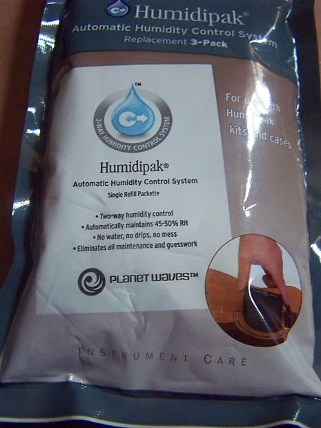 Humidity Control Equipment : Planet waves pw hprp humidipak automatic humidity