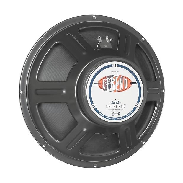 eminence legend gb128 12 guitar speaker 8 ohm reverb. Black Bedroom Furniture Sets. Home Design Ideas