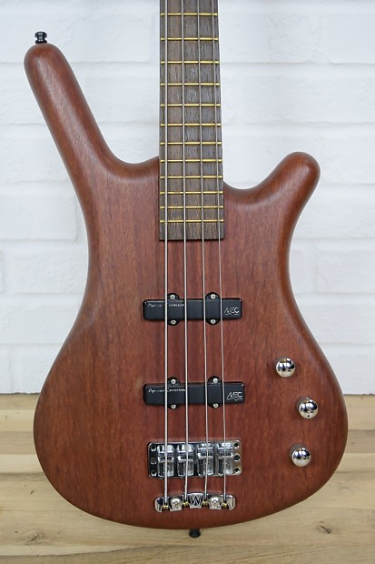 warwick corvette standard bubinga 4 string bass reverb. Black Bedroom Furniture Sets. Home Design Ideas