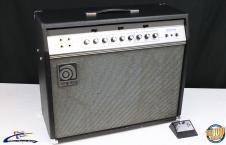 Vintage '70s Ampeg G-12 Gemini 12 Amplifier, Sounds Great! G12 G 12 Amp #30151 image