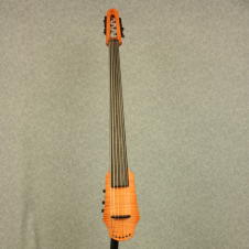 NS Design CR-6 Six-String Electric Cello with Tri-Pod Stand and Gigbag image