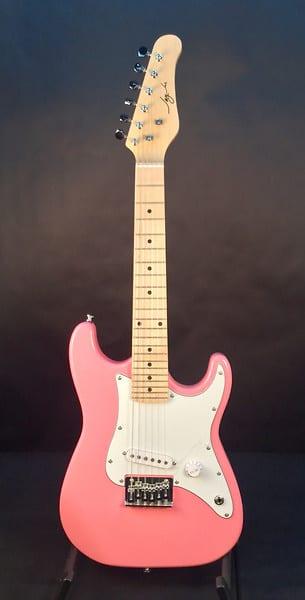 jay turser jrekit 1 2 size electric guitar w amplifier reverb. Black Bedroom Furniture Sets. Home Design Ideas