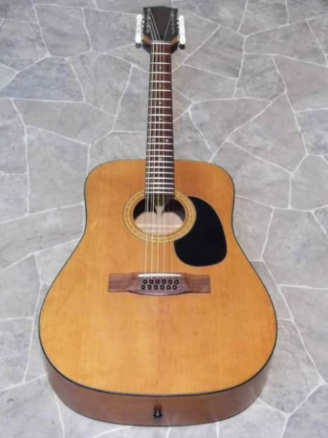 Vintage hofner 12 Saitengitarren