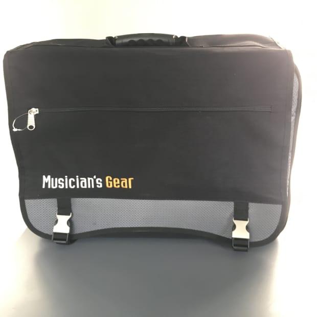 musician 39 s gear professional music gear bag reverb. Black Bedroom Furniture Sets. Home Design Ideas