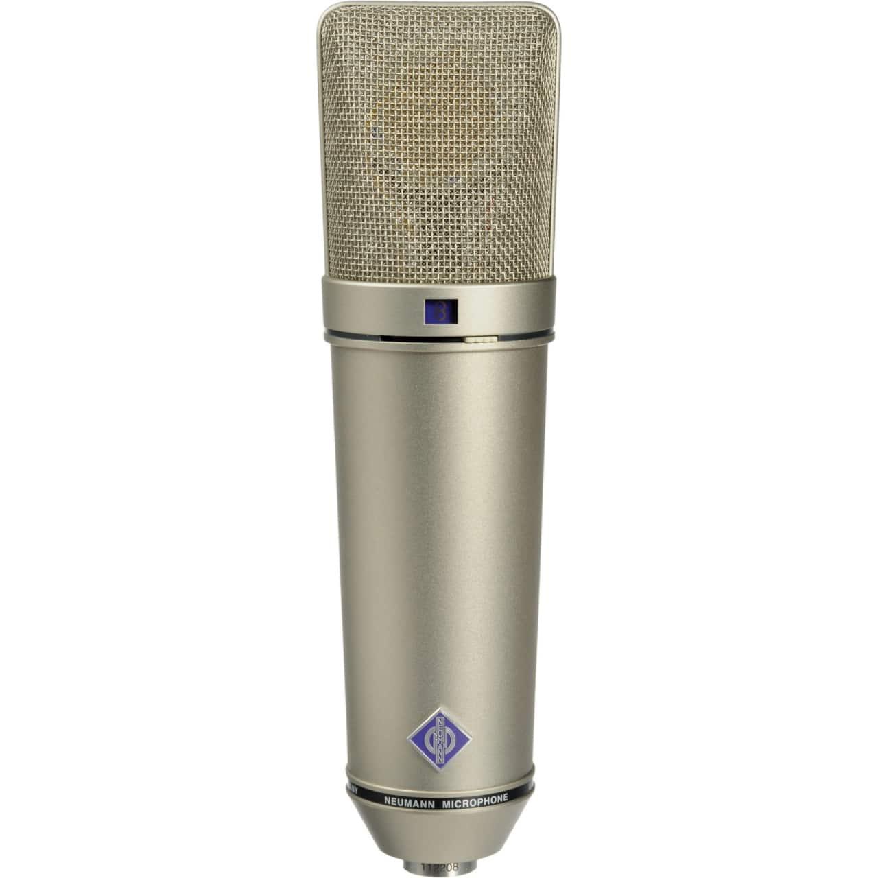 Neumann Mic U87 : neumann u87 ai microphone reverb ~ Hamham.info Haus und Dekorationen