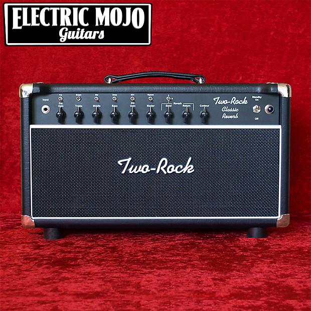 two rock classic reverb 50w head guitar amp black tolex reverb. Black Bedroom Furniture Sets. Home Design Ideas