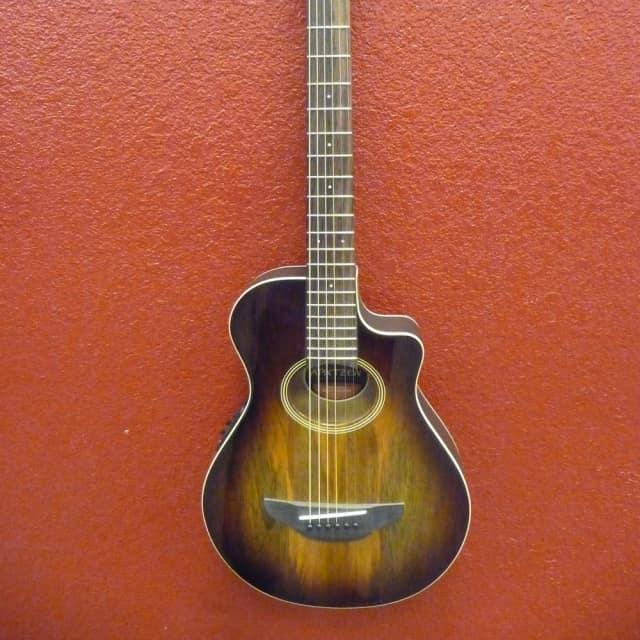 Yamaha  APXT2EW, Acoustic/Electtric Guitar, TBS, Free Shipping image