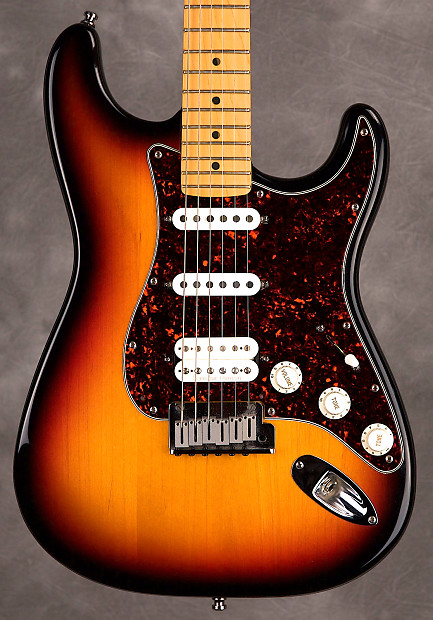 fender lone star stratocaster 1997 sunburst reverb. Black Bedroom Furniture Sets. Home Design Ideas