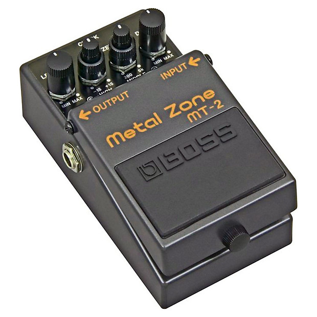 boss mt 2 metal zone guitar effects pedal reverb. Black Bedroom Furniture Sets. Home Design Ideas
