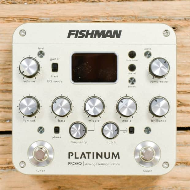 fishman platinum pro eq di mint reverb. Black Bedroom Furniture Sets. Home Design Ideas