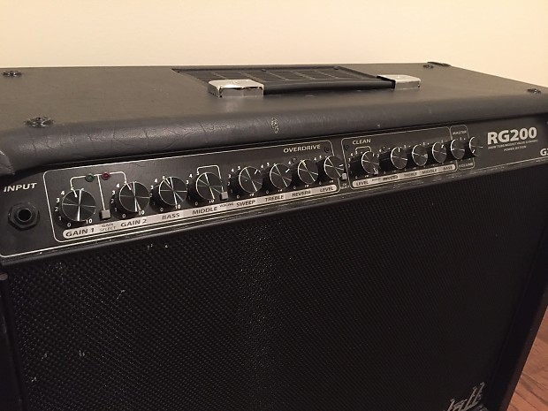 randall rg200 g3 plus 2005 200w combo guitar amp with reverb. Black Bedroom Furniture Sets. Home Design Ideas