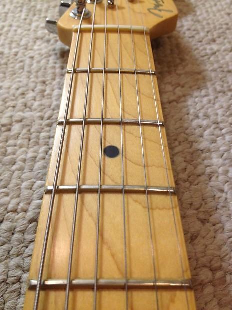 1998 Fender Stratocaster Fat Strat American Deluxe