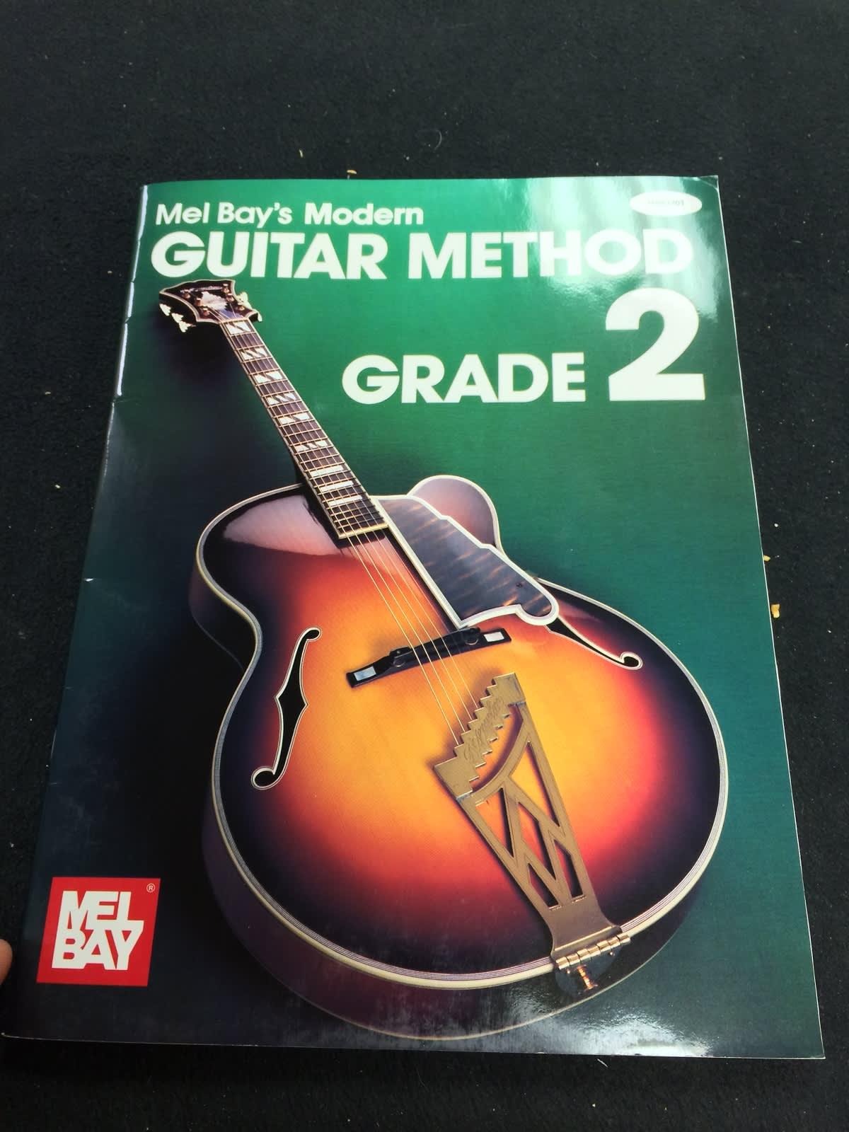 Mel Bay Modern Guitar Method Grad 2 | Reverb