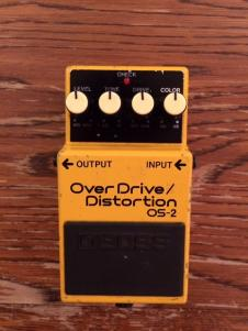 Boss OS-2 Overdrive image