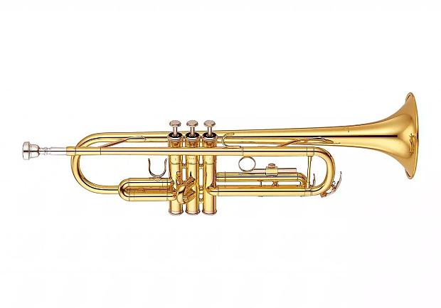 Yamaha ytr 2335 standard student bb trumpet reverb for Yamaha student trumpets