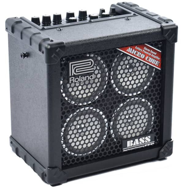 roland micro cube rx bass amp reverb. Black Bedroom Furniture Sets. Home Design Ideas