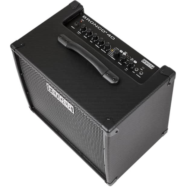 Bass Guitar W Amp : fender bronco 40 1x10 40w recording bass guitar combo reverb ~ Hamham.info Haus und Dekorationen