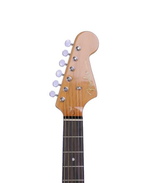 FENDER Alkaline Trio Malibu Acoustic Mahagony Guitar