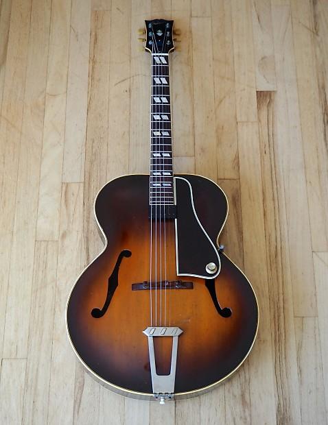 1947 gibson l 7 archtop vintage guitar w kent armstrong paf reverb. Black Bedroom Furniture Sets. Home Design Ideas