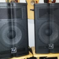 Electro-Voice TX1122 PA Speakers (Pair)