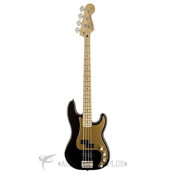 Fender Deluxe Active P Special Maple Fingerboard 4 Strings