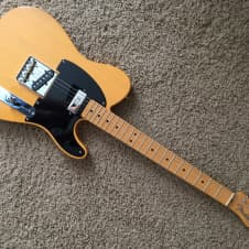 Fender '52 AVRI Hot Rod Telecaster image