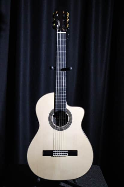 cordoba thinbody acoustic electric guitar reverb. Black Bedroom Furniture Sets. Home Design Ideas