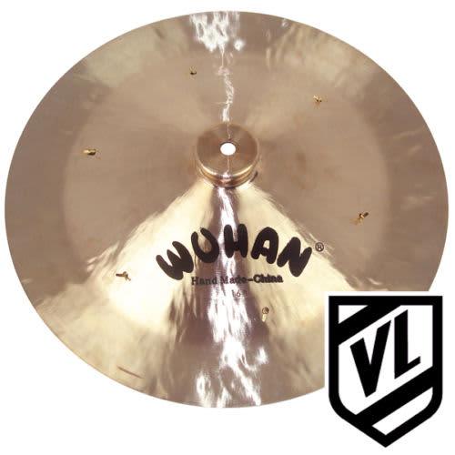 Wuhan cymbals logo