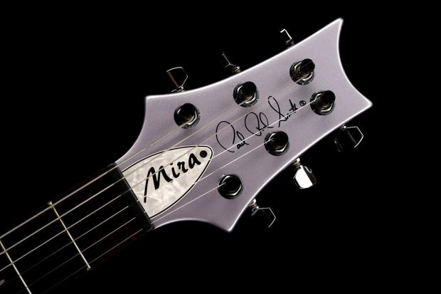 Mira Auto Sales >> PRS Mira in Lilac with Regular Neck, Mira Pickups #130326 - Used | Reverb