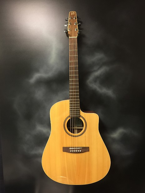 seagull s6 cw mahogany natural acoustic electric guitar reverb. Black Bedroom Furniture Sets. Home Design Ideas