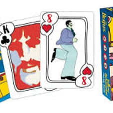 Beatles Playing Cards Yellow Submarine image